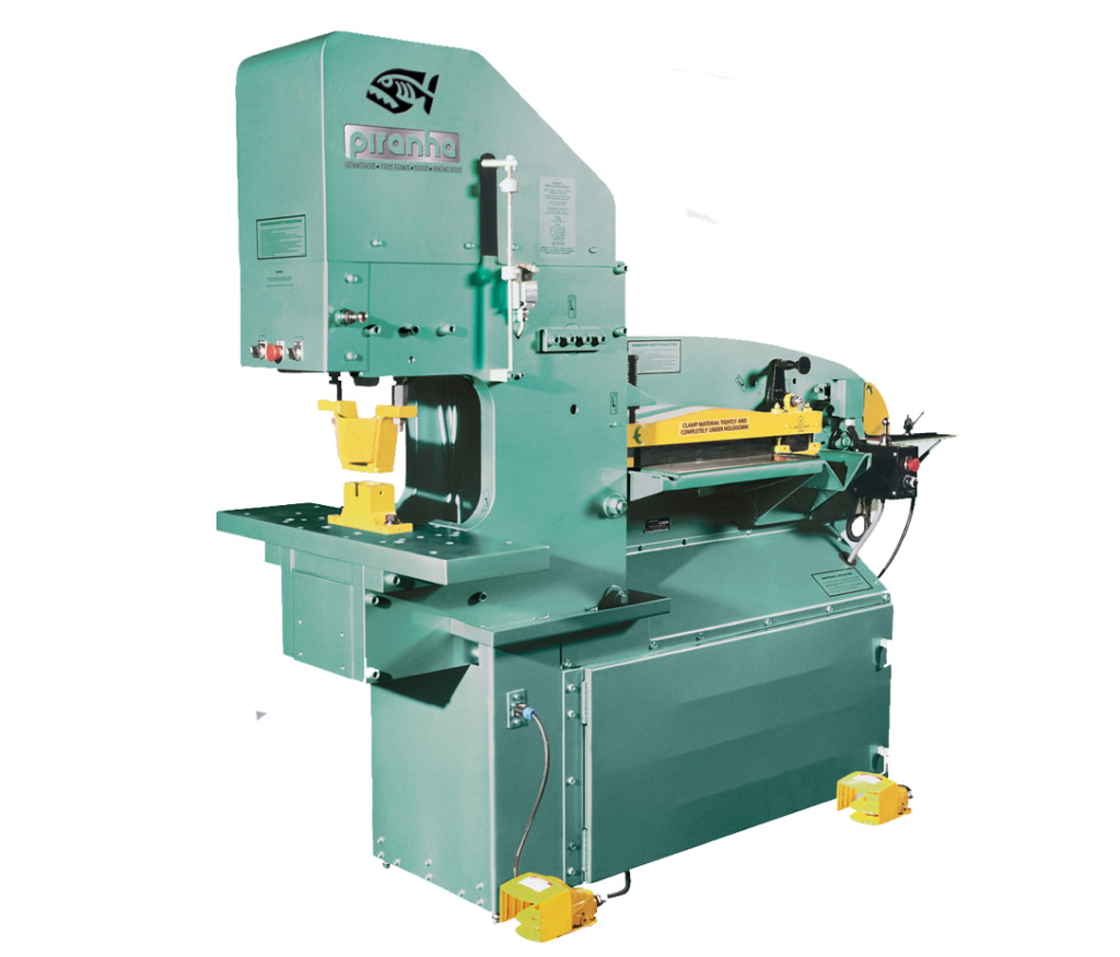 Main view - Piranha-PII-Dual-Operator-Steelworker