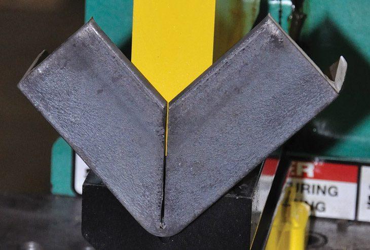 Angle Bending Detail