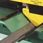 Angle Shearing Detail