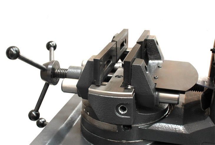 Double Action Self Centering Vice