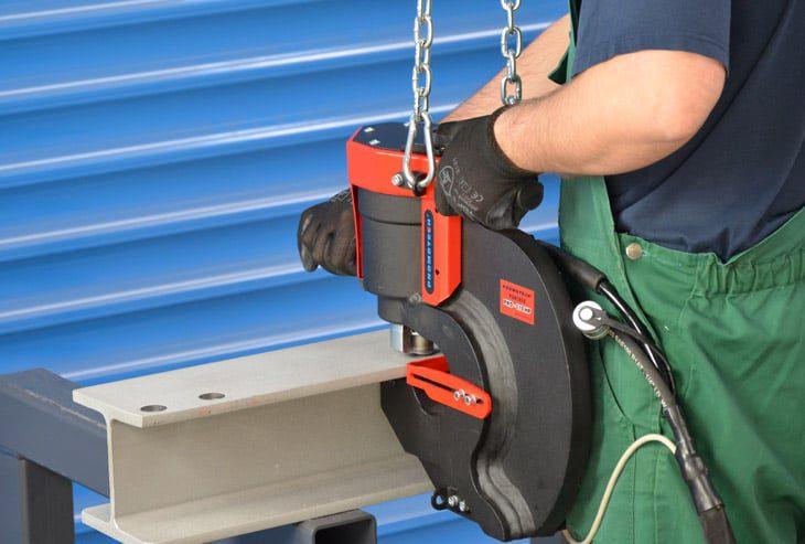 Promotech Pro 110 Hp Hydraulic Portable Punching Machine