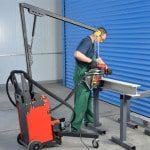 Promotech PRO Hydraulic Portable Punching Machine