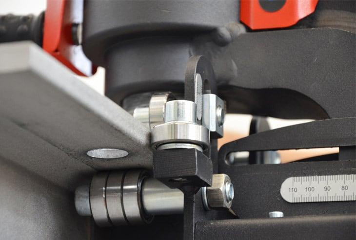 Promotech Hydraulic Portable Punching Machine