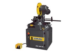 Sterling SRC 350 SA Semi-Automatic Circular Saw 415V