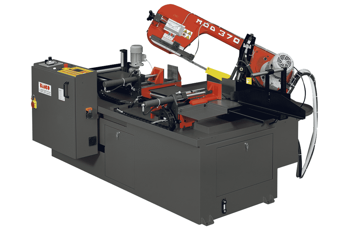 Front view - Bianco-A-DS-CNC-Fully-Automatic-Bandsaw
