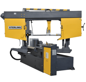 Main view Sterling-STC-GSA-Twin-Column-Semi-Automatic-Bandsaw-415V