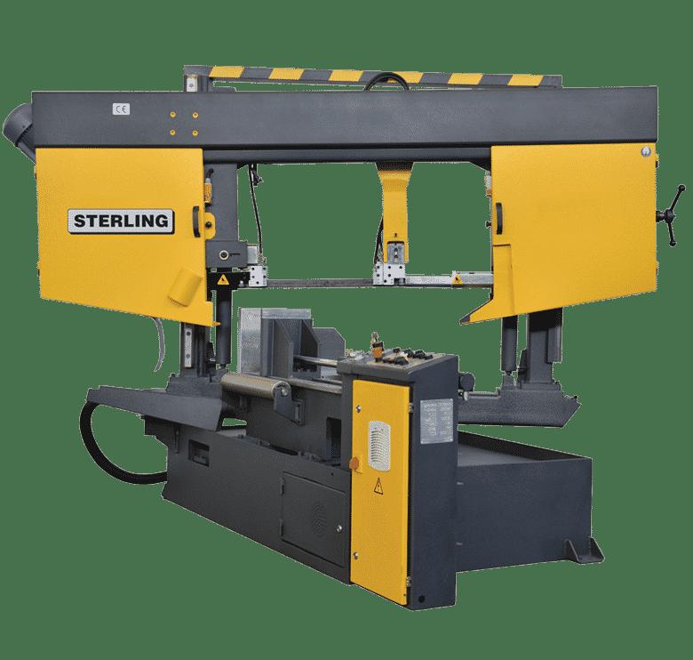Main view Sterling-STC-GSA-Twin-Column-Semi-Automatic-Bandsaw-415V