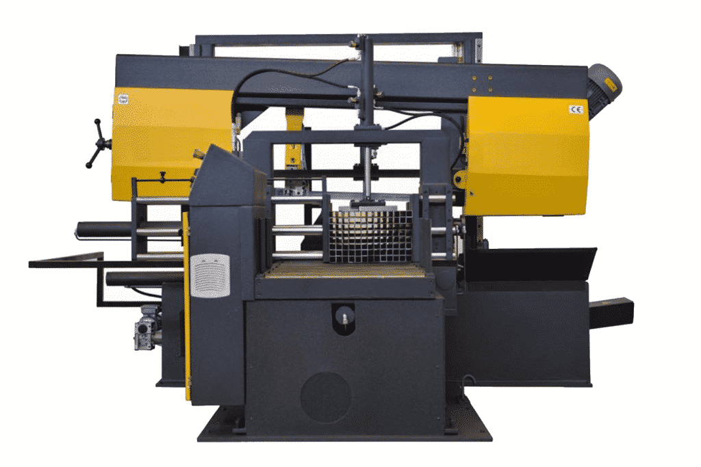 Side view Sterling-STC-HA-NC-Twin-Column-Automatic-Bandsaw