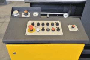 Control Panel detail for the Sterling-STC1110-SA-Bandsaw