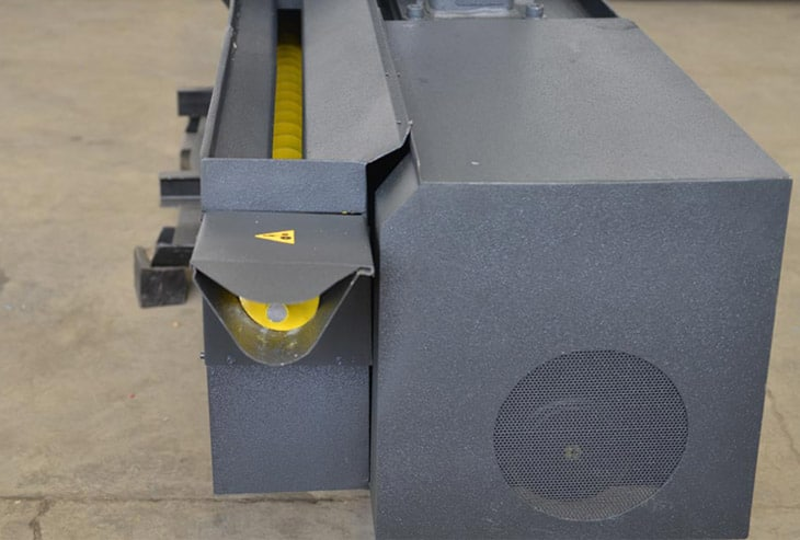 Optional Chip Conveyor