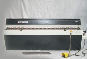 Edwards 325/2500 Used Guillotine