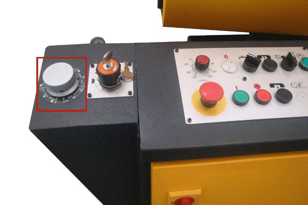 Sensitive Pressure Cutting Gauge