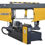 Sterling STC GSA Twin Column Semi-Automatic Bandsaw 415V