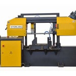 Sterling STC325 SA Twin Column Semi-Automatic Bandsaw 415V