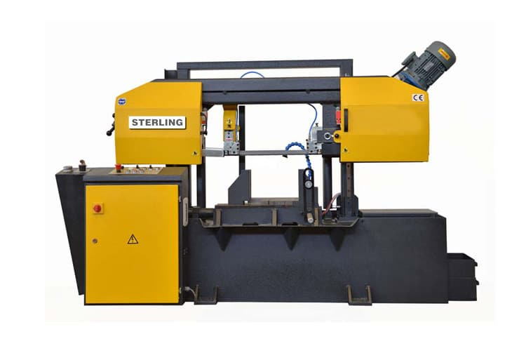 Sterling STC325 SA Twin Column Semi-Automatic Bandsaw 415V