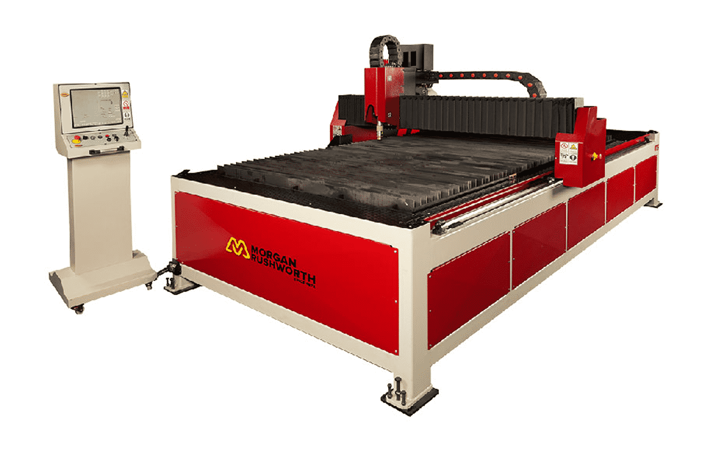 Front view of the Morgan Rushworth ACP CNC Compact Plasma Range
