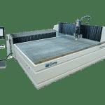 Main view - CMS-Tecnocut-Easyline-Waterjet-Cutter