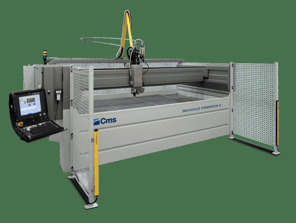 CMS Milestone Waterjet Cutter - Selmach Machinery