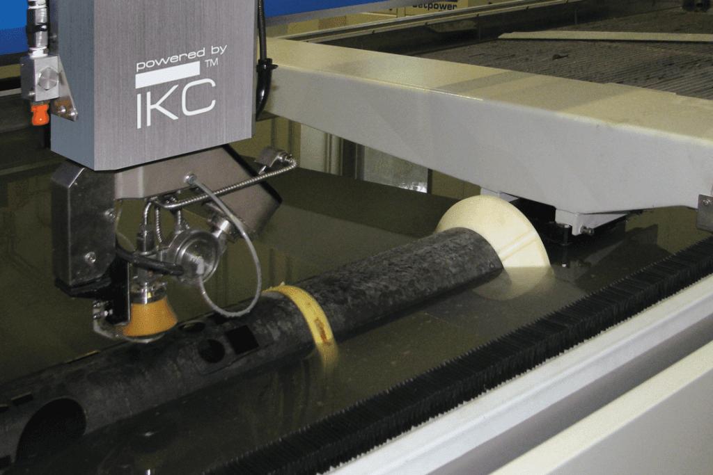 CMS Idroline S Hydro-Abrasive Waterjet Cutter - Selmach Machinery