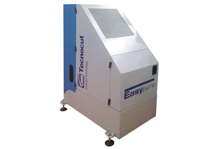 Easy Pump Pressure Intensifier