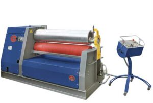 MG F Series Powered 2-Roll Bending Rolls