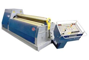MG M Series Hydraulic 4-Roll Bending Rolls