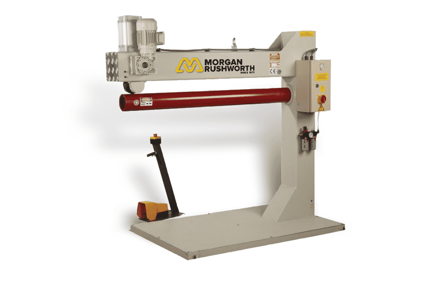 Morgan Rushworth PSC 1320/1.2 Pneumatic Seam Closer 415V