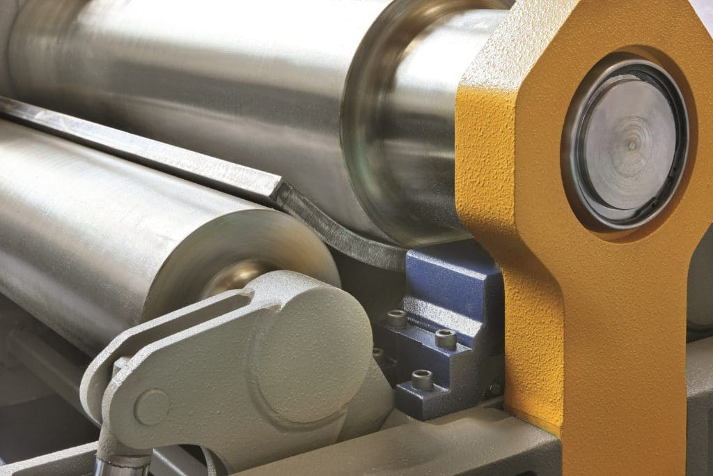 MG CNC Bending Rolls
