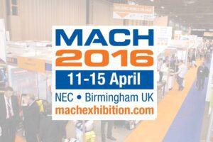 Join us at Mach 2016