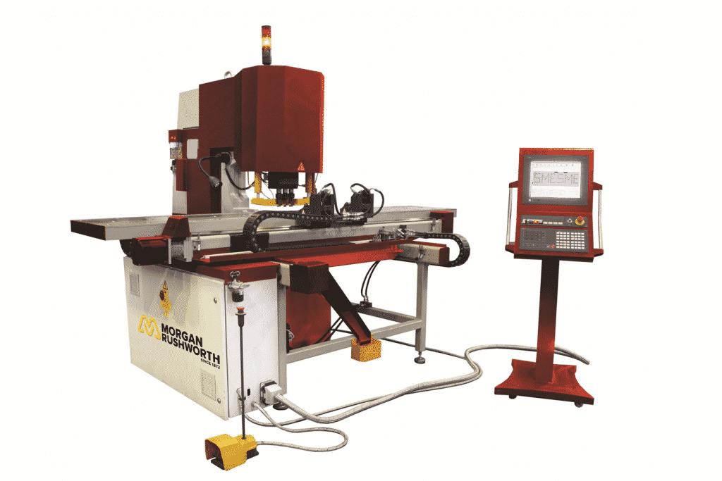 Front view Morgan-Rushorth-HSP-CNC-Punching-Machine