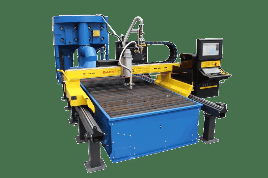 Ajan-CNC-Metal-Cutting-Plasma