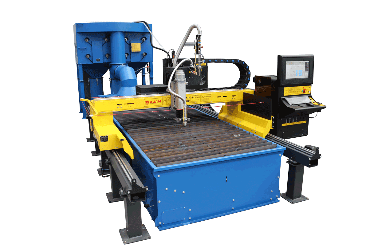 CNC Plasma Cutter High Definition Machine | Selmach™