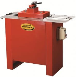 Roll Formers, Flangers, Seaming Machines