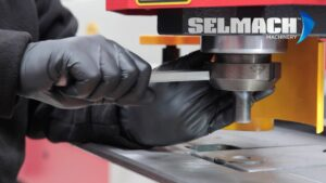 How to Safely Remove and Install A Punch & Die on a Steelworker