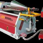 Morgan Rushworth CB/4 10-185 Hydraulic 4 Roll Cone Plate Bending Machine image