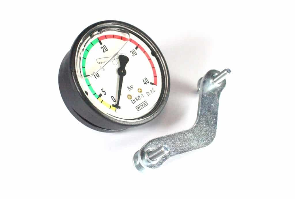 Hydraulic Pressure Gauge For Bianco Automatic Bandsaw image 2