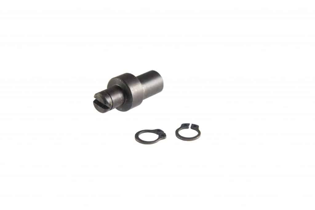 35020 Short Off-Centre Support Pin For Thomas Blade Guide Roller