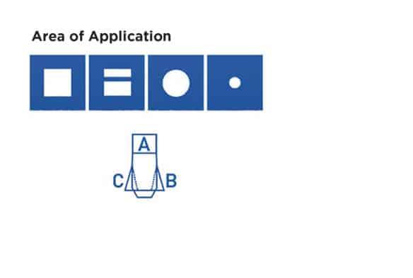 Area of Application Illustration
