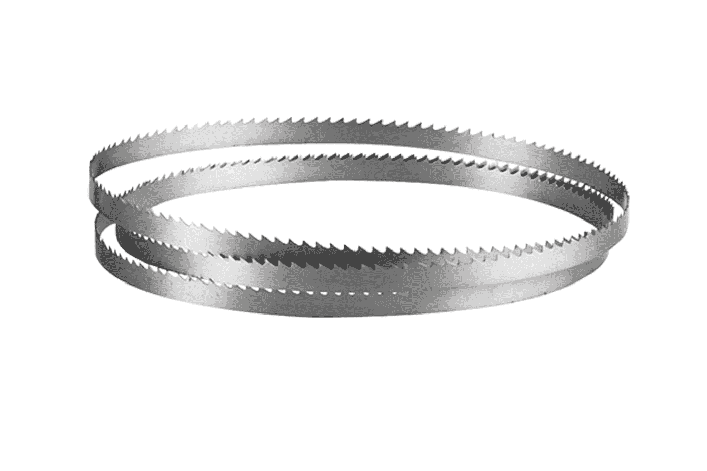 Bandsaw blade coil
