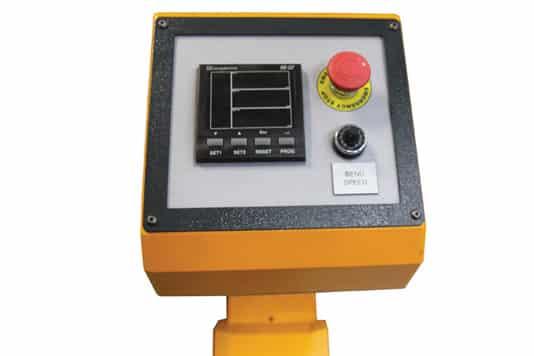 Curvassi RTS Control Panel