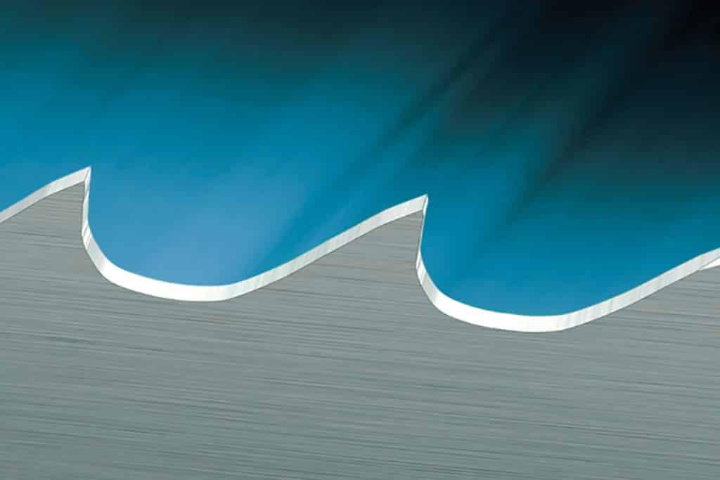 Image of illustration for the Goldcut Successor Bandsaw Blade Tips