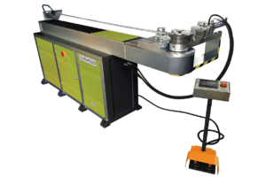 Side view Curvassi-MTX-38-Mandrel-Tube-Bender
