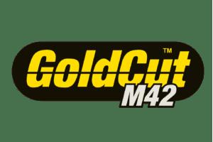 Goldcut M42 Bandsaw logo