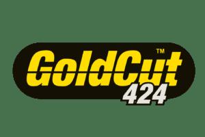 Goldcut M424 Bandsaw logo