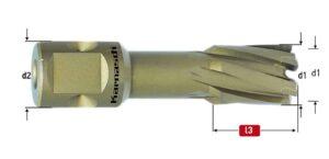 Hardline TCT Universal 40mm