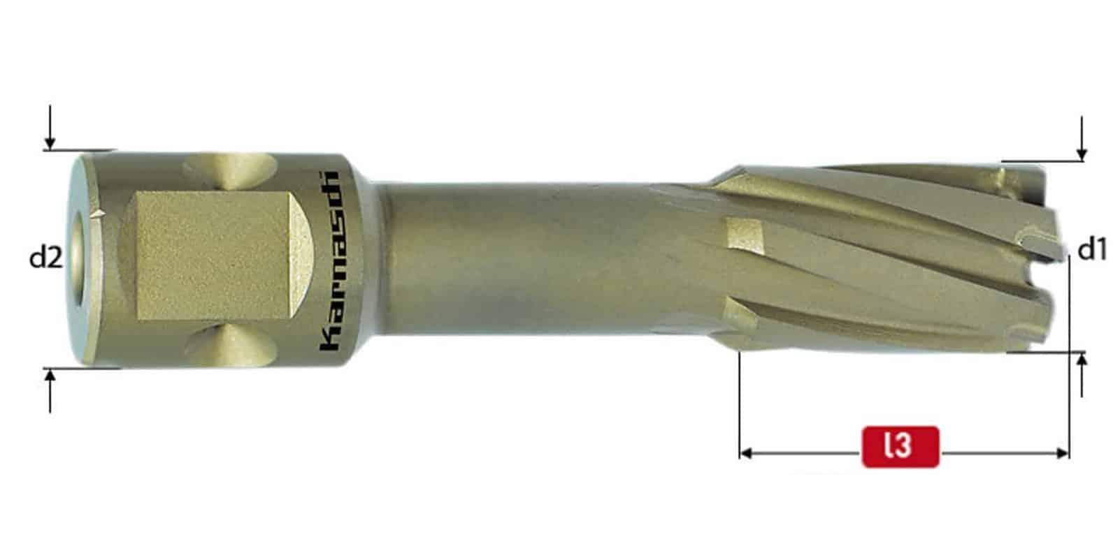 Hardline TCT Universal 55mm