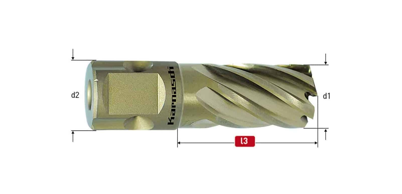 Goldline Universal TCT 30mm Mag Cutter