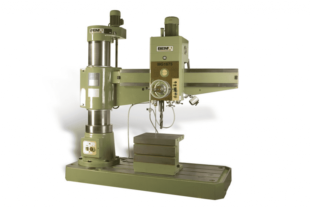 Image of the Beam MG1675 Radial Arm Drill