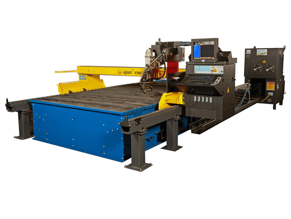 Main view - Ajan-High-Definition-CNC-Plasma-Cutting-Machine
