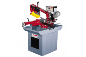 Front view of the Bianco-280-MS-Pull-Down-Auto-Downfeed-Single-Mitre-Bandsaw
